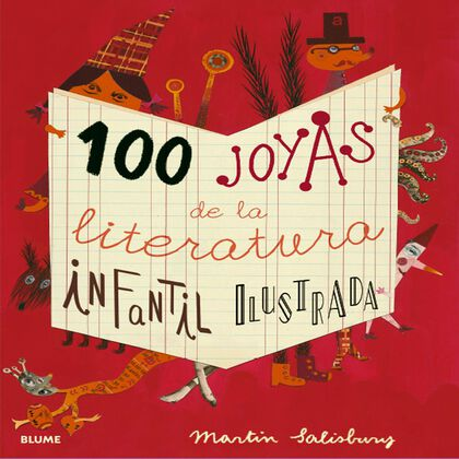100 joyas de la literatura infantil ilus