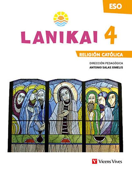 Religión/Lanikai Vicens Vives 9788468278223
