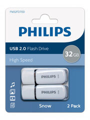 Memòria USB Philips Snow 2U 32 Gb