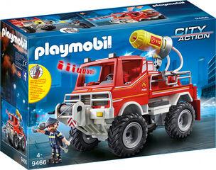Playmobil City Action Bomberos todoterreno