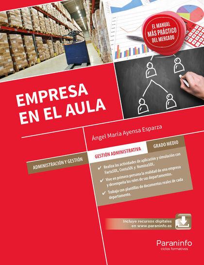 PAR CF Empresa en el aula/16 Paraninfo 9788428336604