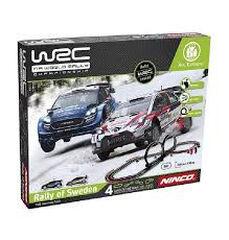 Circuito Ninco WRC Sweden Wireless