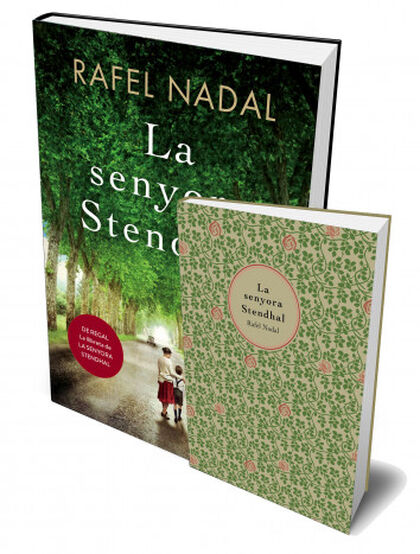 Pack La senyora Stendhal + llibreta