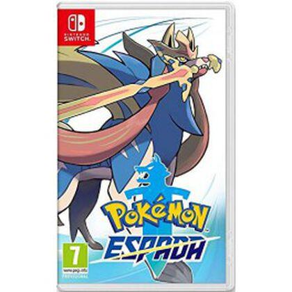 Pokemon EspadaNintendo Switch
