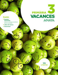 VACANCES 3r PRIMÀRIA Anaya Quaderns 9788469832141