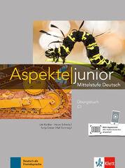 Aspekte junior C1/AB+Onl PRIMÀRIA Klett 9783126052597