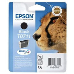 CART.INY.EPSON INK/T0711 CHEETAH 7.4ML B
