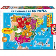 Puzzle Educa Provincias y autonomías
