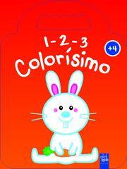 1,2,3 Coloríssimo +4. Liebre