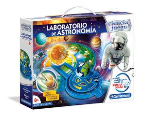 Juego científico Clementoni Astronomía