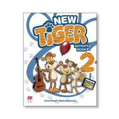 New Tiger 2/AB Bk PRIMÀRIA 2 Macmillan-Text 9781380009036