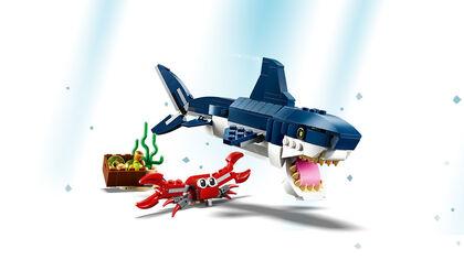LEGO Creator Criaturas fondo marino (31088)