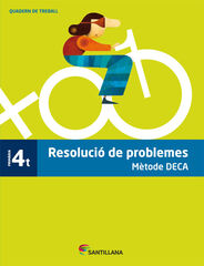 PROBLEMES DECA 4t PRIMÀRIA Grup Promotor Text 9788485820092