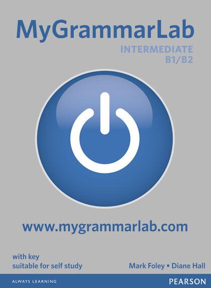 PEAR MyGrammar Lab INT/Pack+Key