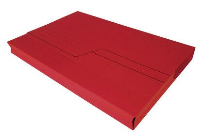 Subcarpeta bolsa 250grs 10U Abacus Azul