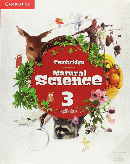 Natural & Social Science/PB Pack PRIMÀRIA 3 Cambridge 9788490360439