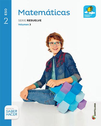 Matemáticas/Mochila Ligera/16 0 9788468039220