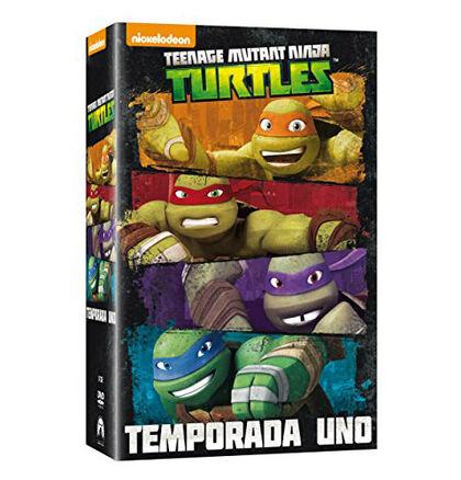 TORTUGAS NINJAS(1ªTEMP) 4 DVD