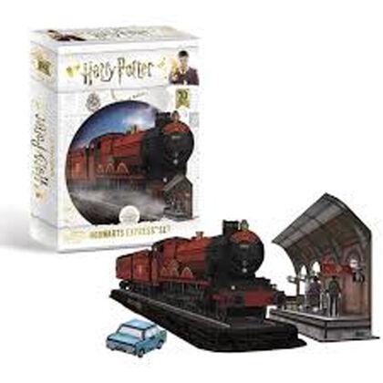 Puzzle 3D Cubic Fun Expreso de Hogwarts