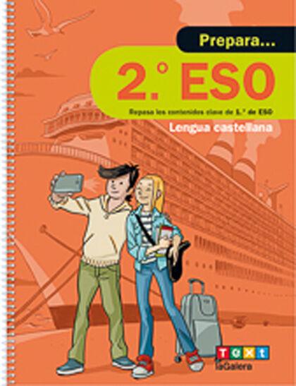 PREPARA 2ESO LENGUA CASTELLANA Y LITERATURA 1r ESO Text 9788441230408