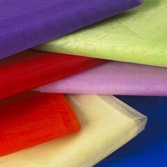 Tela Organza Multicolores (1x1,5 cm)