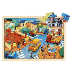 Puzzle Nathan La calle