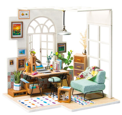 Maqueta Rolife Mini House DIY - Soho Time