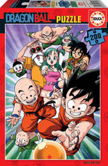 Puzzle Educa Dragon Ball