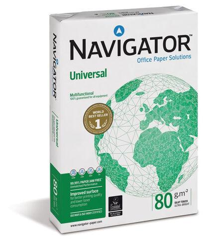 Papel Navigator A4 80 gr 500 hojas