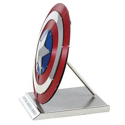 Maqueta Metalearth Marvel Capitan América Shield