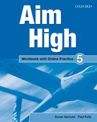 OUP Aim High 5/WB Oxford LG 9780194453998