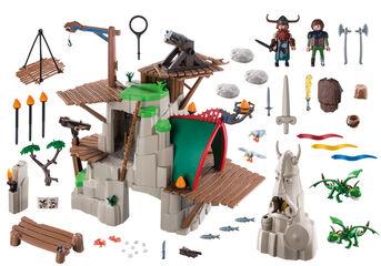 Playmobil Dragons Mema