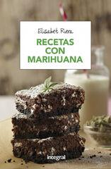 Recetas con marihuana