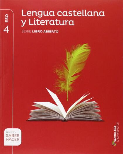 Castellano/Abierto/16 ESO 4 Santillana Text 9788491302643