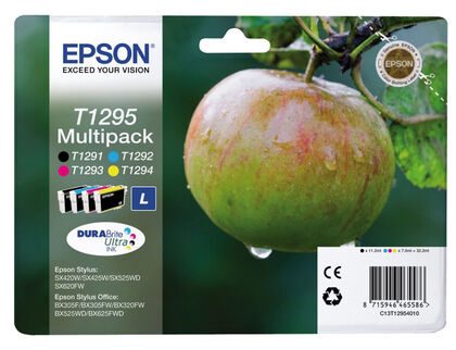 MULTIPACK EPSON SX420W T1295
