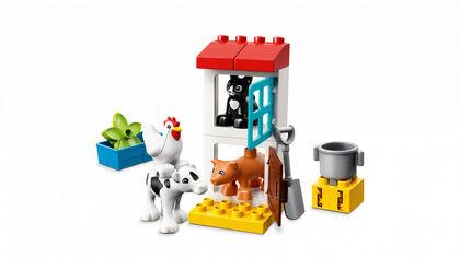LEGO Duplo Animales granja (10870)