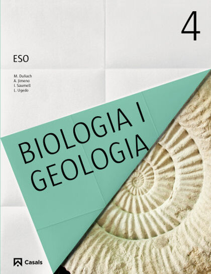 Biologia i geologia/16 ESO 4 Casals 9788421860892