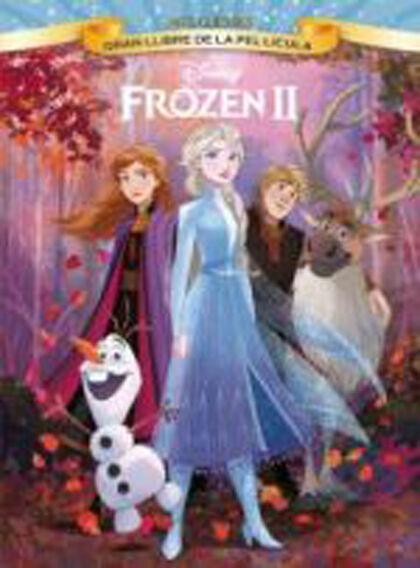 Frozen 2. Gran llibre de la pel·lícula