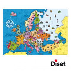 Puzzle Países de Europa II Diset