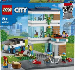 LEGO My City Moderna Casa Familiar (60291)