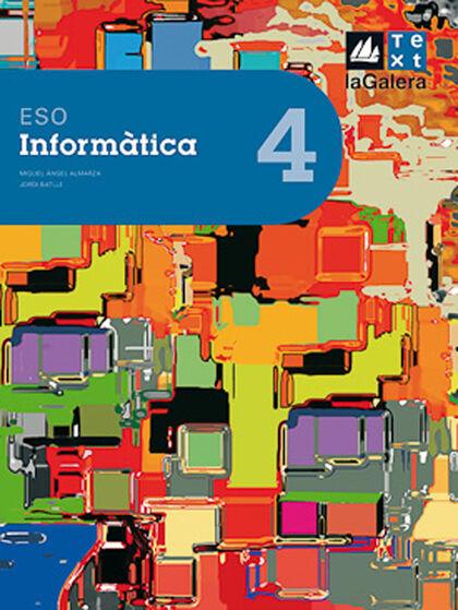 INFORMÀTICA 4t ESO Text 9788441215993