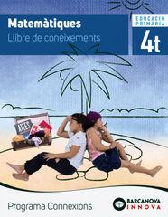 BARC E4 Matemàtiques/Llibre/Connexions Barcanova Text 9788448947422