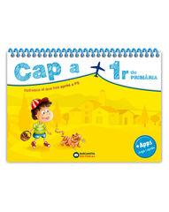 CAP A PRIMER DE PRIMÀRIA Barcanova Quaderns 9788448949419