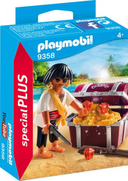 Figures Playmobil Special Plus Cofre tresor