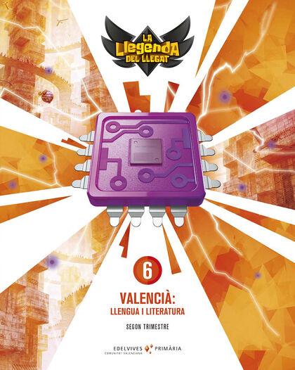 Valencià/19 PRIMÀRIA 6 Edelvives 9788414019115