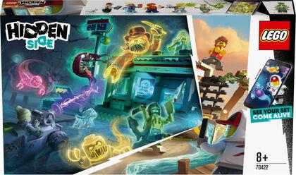 LEGO Hidden Side Ataque al Shrimp Shack (70422)