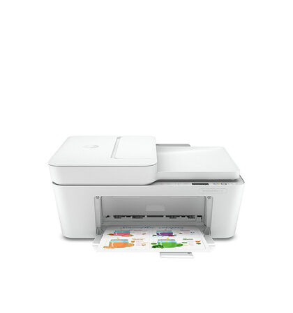 HP Deskjet Plus 4120 Wifi Multifunción (Impresora/Escaner/Copiadora 3xV14B)