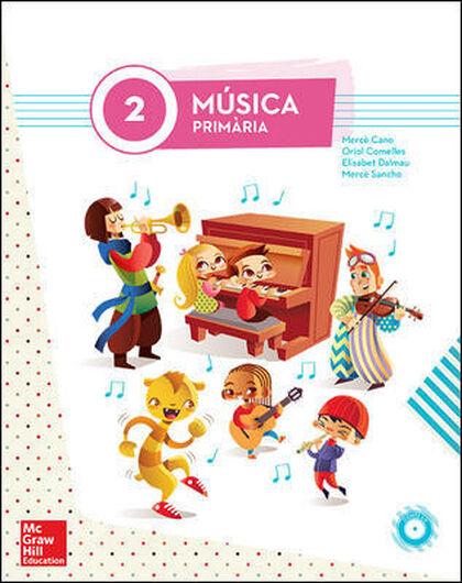 Música/15 PRIMÀRIA 2 McGraw-Hill Text 9788448195397