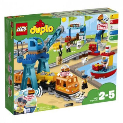 LEGO Duplo Tren de mercaderies (10875)