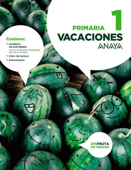 ANE E1 Vacaciones/16 Anaya Quaderns 9788469813881